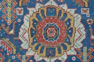 Lovely Gashgai, good original condition, 151 x 94 cm