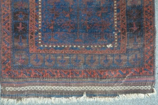 Timuri Prayer Baluch, 137 x 97 cm