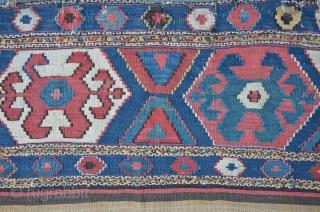 Shasavan Mafrash panel 103 x 67 cm