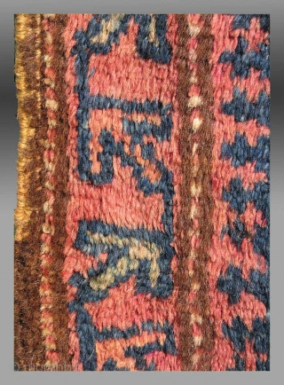 "Baluch ""Pushti"", W. Afghanistan, circa 1900, 2' 1"" x 3' 2""