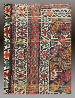Kurdish Bag Face, W.(?) Persia, 19th C., 2' x 1'9"