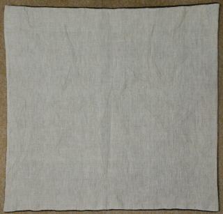 Antique Swedish cross stitch wool on linen, no: 204, size: 51*49cm.