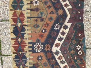 Malataya rashwan kilim  mid. of 19. century