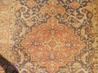 Antique Kayseri rug. about 200 x 150 cm