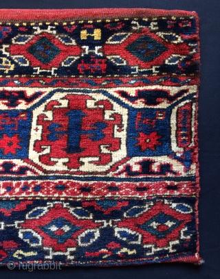 Shahsavan carpet panel size 113x50cm