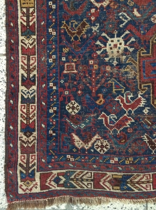 Shiraz carpet size 143x115cm