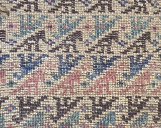 Kurdish Fragmand carpet size 170x106cm