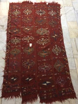 Shahsavan jejim size 190x110 cm