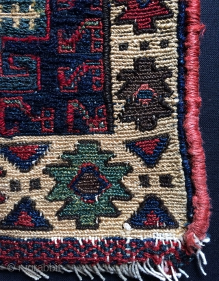 Kurdish bag face size 34x34cm