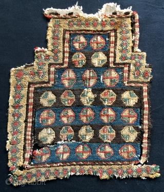 Shahsavan fragmand salt bag size 34x29cm