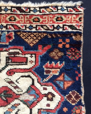 Shahsavan panel size 53x54cm