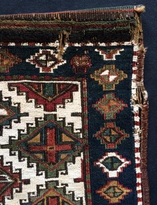 Rare Shahsavan bag size 40x40cm