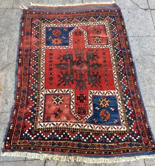 West Anatolian carpet size 153x120cm
