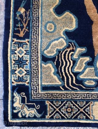 China patou carpet size 165x102 cm
