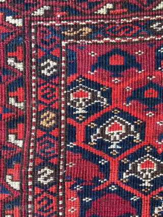 Turkmen bag size 43x135cm