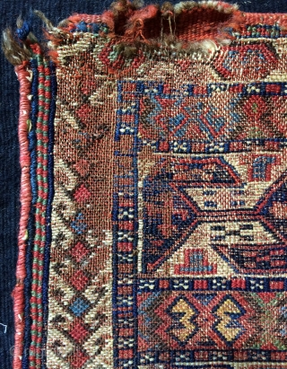 Shahsavan Kurdish bag face size 35x30cm