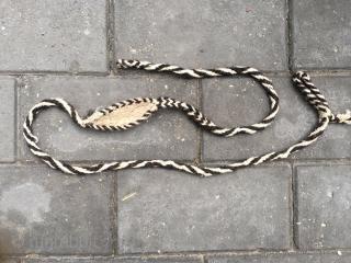 #1800 Tibet handicraft.Tibetan daily household goods. about long 150cm.