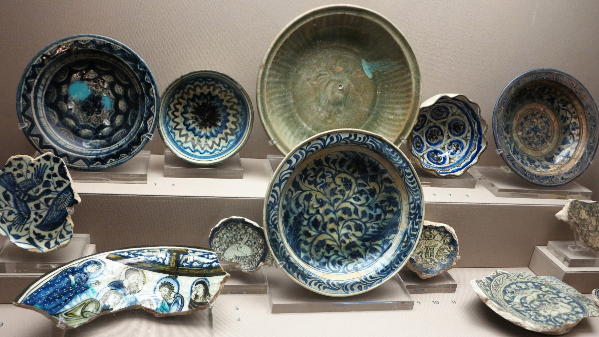 Safavid Persian Ceramics, Benaki Museum of Islamic Art