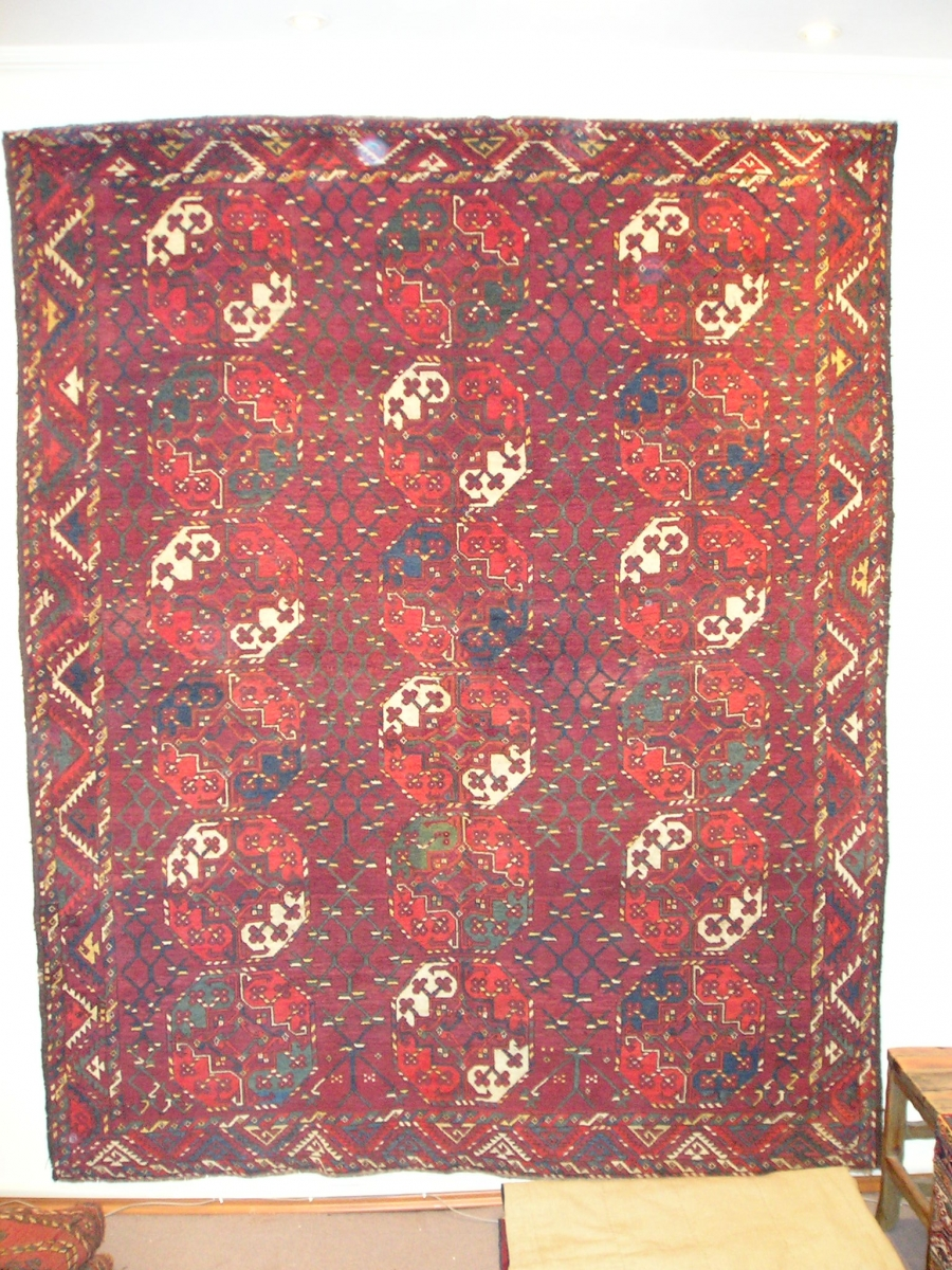 Ersari main carpet