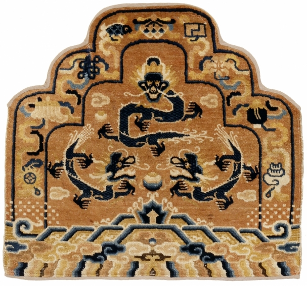 10. Chinese throne back