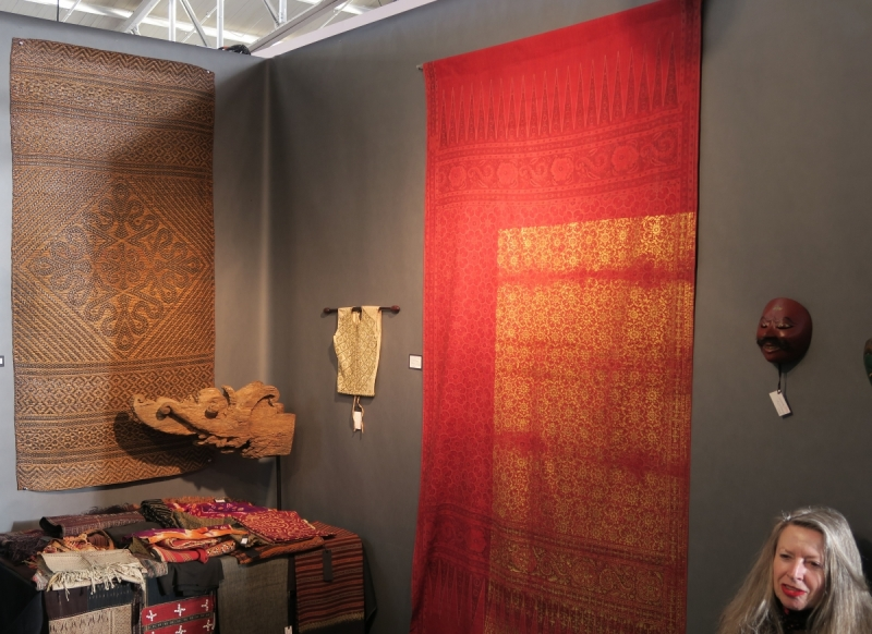 San Francisco Textile and Tribal Art Show 2018