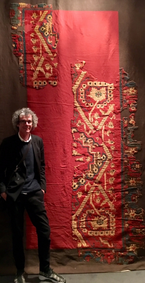 Sam Coad, Sarkisla rug, Sotheby's London: Nov 7, 2017 Rugs and Carpets including pieces from the Christopher Alexander Collection