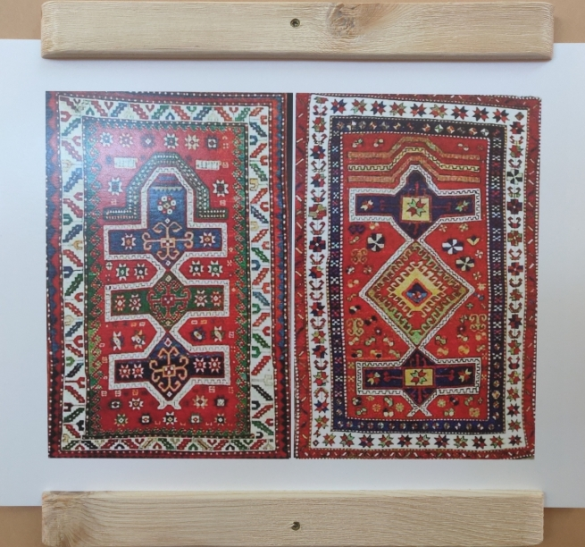Variations On A Loom: The J.B. Moore Collection of Navajo Rugs
