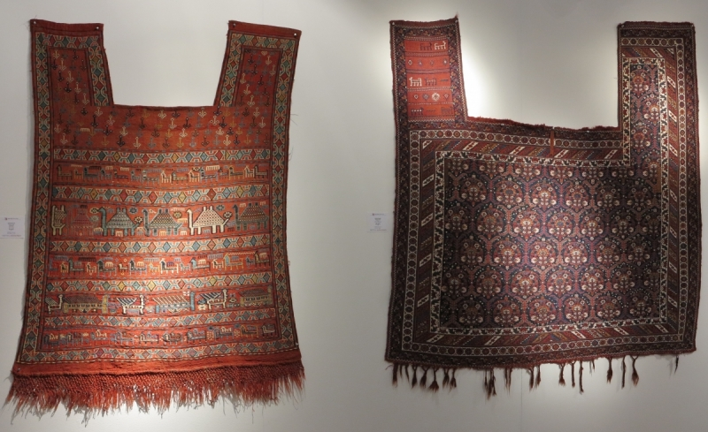 Artful Weavings Peter Pap: horse covers