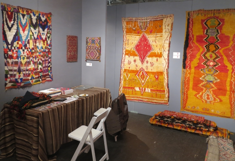 San Francisco Tribal and Textile Art Show: Gebhart Blazek